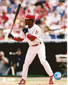 Jimmy Rollins Philadelphia Phillies 8x10 Photo #5