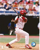 Jimmy Rollins Philadelphia Phillies 8x10 Photo #4