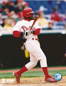 Jimmy Rollins Philadelphia Phillies 8x10 Photo #2