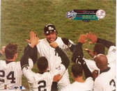 Jim Leyritz New York Yankees 1999 World Series 8x10 Photo