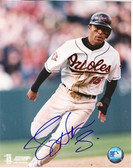 Jerry Hairston Jr Baltimore Orioles Signed 8x10 Photo #1