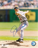 Jeff Weaver Detroit Tigers Signed 8x10 Photo #5