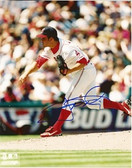 Jaret Wright Cleveland Indians Signed 8x10 Photo #3