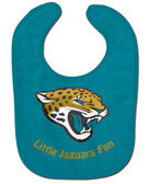 Jacksonville Jaguars Baby Bib - All Pro Little Fan