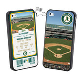 Iphone 5 MLB Oakland A'S Stadium Lenticular Case