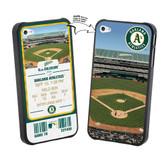 Iphone 5 MLB Oakland A'S Stadium Lenticular Case