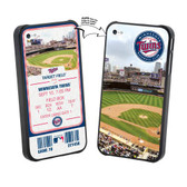 Iphone 5 MLB Minnesota Twins Stadium Lenticular Case