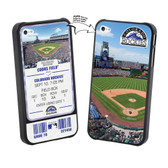 Iphone 5 MLB Colorado Rockies Stadium Lenticular Case