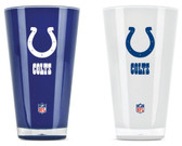 Indianapolis Colts Tumblers - Set of 2 (20 oz)