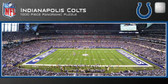 Indianapolis Colts Panoramic Stadium Puzzle