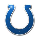 Indianapolis Colts Color Auto Emblem - Die Cut