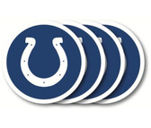 Indianapolis Colts Coaster Set - 4 Pack