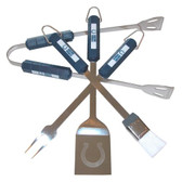 Indianapolis Colts 4 pc BBQ Set