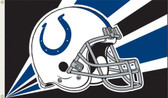 Indianapolis Colts 3 Ft. x 5 Ft. Flag w/Grommets
