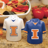 Illinois Fighting Illini Gameday Salt n Pepper Shaker