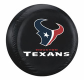 Houston Texans Black Tire Cover
