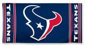 Houston Texans Beach Towel
