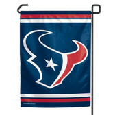 "Houston Texans 11""x15"" Garden Flag"
