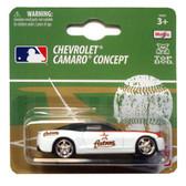 Houston Astros MLB Chevy Camaro 1:64