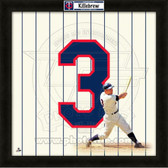 Harmon Killebrew Minnesota Twins 20x20 Framed Uniframe Jersey Photo