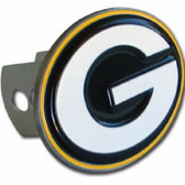 Green Bay Packers Trailer Hitch Logo Cover 5460320115