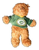 Green Bay Packers Plush Bear
