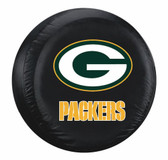 Green Bay Packers Black Tire Cover