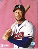 Gary Sheffield Atlanta Braves 8x10 Photo