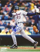 Gabe Kapler Detroit Tigers Signed 8x10 Photo