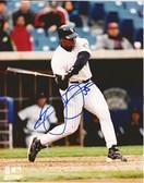 Frank Thomas Chicago White Sox Signed 8x10 Photo #4