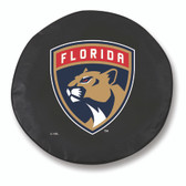 Florida Panthers Black Tire Cover, Large