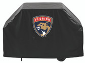"Florida Panthers 60"" Grill Cover"