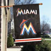 Florida Marlins Banner Flag