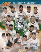 Florida Marlins 8x10 Team Photo - 2005