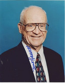 Ernie Harwell Signed 8x10 Photo