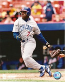 Eric Young Chicago Cubs 8x10 Photo #1