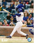 Eric Young Chicago Cubs 8x10 Photo #2