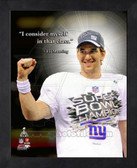Eli Manning New York Giants 11x14 ProQuote Photo