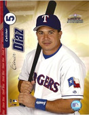 Einar Diaz Texas Rangers 8x10 Photo