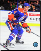 Edmonton Oilers Taylor Hall 2014-15 Action 40x50 Stretched Canvas
