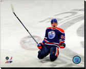 Edmonton Oilers Nail Yakupov 2012-13 Action 40x50 Stretched Canvas