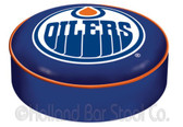 Edmonton Oilers Bar Stool Seat Cover