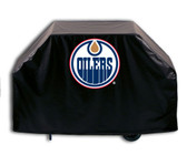 "Edmonton Oilers 72"" Grill Cover"