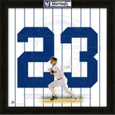 Don Mattingly New York Yankees 20x20 Framed Uniframe Jersey Photo