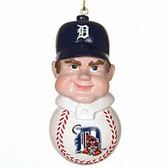 Detroit Tigers Slugger Ornament