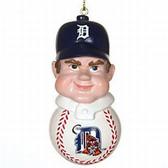 Detroit Tigers Slugger Ornament
