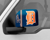 Detroit Tigers Mirror Cover - Large