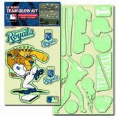 Detroit Tigers Lil' Buddy Glow In The Dark Decal Kit
