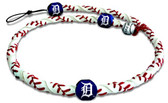 Detroit Tigers Frozen Rope Necklace