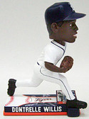 Detroit Tigers Dontrelle Willis On Field Bobblehead